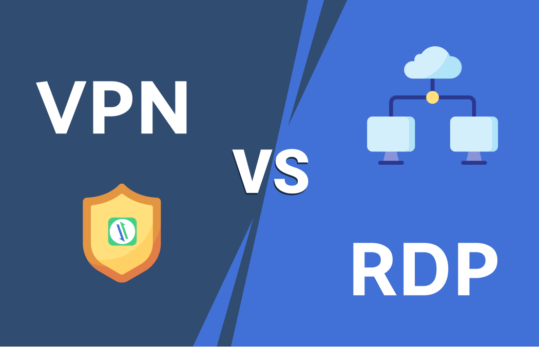 VPN Vs. RDP: Main Differences Revealed